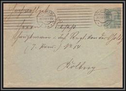11378 N°104 Francois Joseph Krag 1909 Wien Enveloppe Lettre Cover Autriche Austria Osterreich - Postwaardestukken