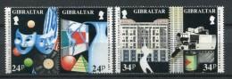 Gibraltar 1993. Yvert 663-66 ** MNH. - Gibraltar