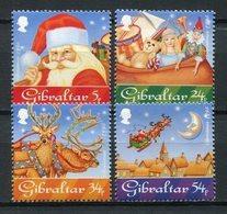 Gibraltar 1995. Yvert 754-57 ** MNH. - Gibraltar
