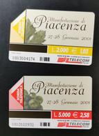 PIACENZA 2001 - Openbare Reclame