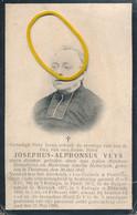 E.H.Josephus Alphonsus VEYS -- °Torhout 1845 - Gits 1909 - Obituary Notices