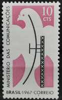 1967 Einrichtung Ministeriums Für Post & Fernmeldewesen Postfrisch** MiNr: 1146 - Unused Stamps