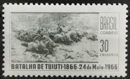 1966 Jahrestag Der +. Schalcht Von Tuiuti Postfrisch** MiNr: 1107 - Unused Stamps