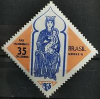1966 Weihnachten Muttergottes Und Jesuskind Postfrisch** MiNr: 1124 - Unused Stamps