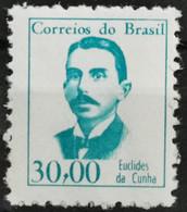 1966 Persönlichkeiten; Euclides Da Cunha Postfrisch** MiNr: 1066 - Unused Stamps