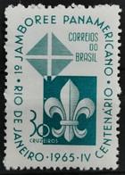 1965 Panamerikanisches Pfadfindertreffen Rio De Janeiro Postfrisch** MiNr: 1083 - Unused Stamps