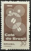 1965 Kaffee Aus Brasilien Postfrisch** MiNr: 1094 - Unused Stamps