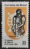 1965 400 Jahre Rio De Janeiro Postfrisch** MiNr: 1084 - Unused Stamps