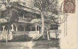 CHINE TEMPLE HOANG-SEU  Temple Jaune Près De PEKIN Circulée En 1909 - Chine