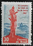 1965 400 Jahre Rio De Janeiro Postfrisch** MiNr: 1072 - Unused Stamps