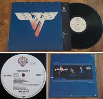 "RARE Deutsch LP 33t RPM BIEM (12"") VAN HALEN (1981) - Rock"