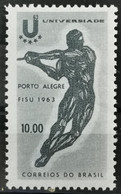 1965 Universade Porto Alegre Postfrisch** MiNr: 1042 - Unused Stamps