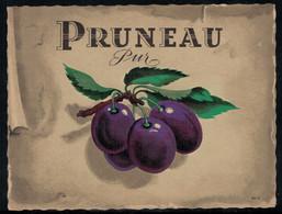 Pruneaux Fine Eau-de-vie - Fruits & Vegetables