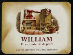 William Eau-de-vie De Poire - Fruits & Vegetables