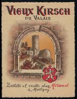 Vieux Kirsch Du Valais, Eau-de-vie - Fruits & Vegetables