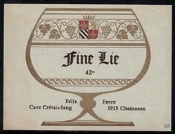 Fine Lie, Eau-de-vie - Fruits & Vegetables
