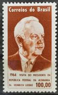 1964 Besuch Des Deutschen Bundespräsidenten Heinrich Lübke Postfrisch** MiNr: 1057 - Unused Stamps