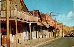 Nevada Virgina City Street Scene - Other