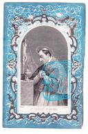 DP Petrus Van Walleghem ° Nukerke Markedal 1775 † 1858 X Anna Theresia Vandeputte / St. Charles Borromée Borromeo - Devotieprenten