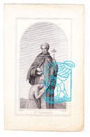 DP Marie Joseph Alexis Barbier ° 1768 † St.-Jacques Liège 1849 / Saint Dominique - Devotieprenten