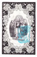 DP Gemeenteraadslid & Schepen - Vital Van Kersschaver ° Lokeren 1785 † 1857 X Josephine Broeckaert / Ste Gertrude - Devotieprenten