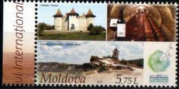 "Moldova 2017 ""International Year Of Sustainable Tourism For Development"" 1v Quality:100% - Moldavia"