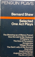 Selected One Act Plays - Bernard Shaw - Penguin Books - 1972 - G - Otros