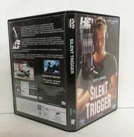 00721 DVD - SILENT TRIGGER -  Carl Alacchi, Conrad Dunn, Emma Stevens, 1996 - Politie & Thriller