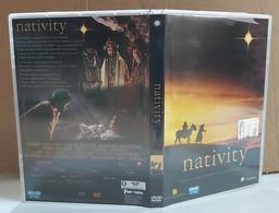 00729 DVD - NATIVITY (2006) - Oscar Isaac - Komedie