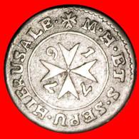 * ROHAN (1775-1797): MALTA ★ 2 TARI 1779 SILVER! RARE! LOW START ★ NO RESERVE! - Malte (Ordre De)