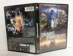 00745 DVD - TRANSFORMERS - Shia LaBeouf, Megan Fox, Josh Duhamel, Rachael Taylor - Actie, Avontuur