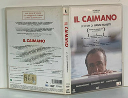 00814 DVD - IL CAIMANO (2006) - Nanni Moretti / Silvio Orlando / Margherita Buy - Komedie