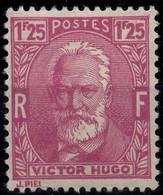 FRANCE 293 ** MNH Victor HUGO écrivain (CV 13 €) - Nuevos
