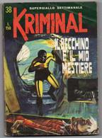 Kriminal (Corno 1966) N. 38 - Non Classificati