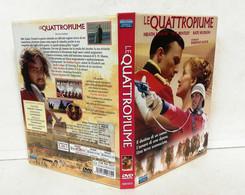 00864 Cofanetto 2 DVD - LE QUATTRO PIUME - Heath Ledger Wes Bentley, Kate Hudson - Actie, Avontuur