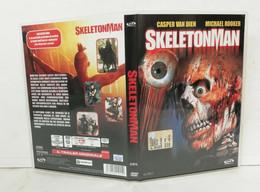 00892 DVD - SKELETONMAN - Casper Van Dien, Michael Rooker 2006 - Actie, Avontuur
