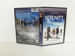 00999 DVD - SERENITY - Nathan Fillion, Gina Torres, Alan Tudyk - USA 2005 - Sciencefiction En Fantasy