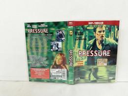 01025 DVD - PRESSURE - 100% Thriler - Ken Smith Lochlyn Munro Angela Featherston - Actie, Avontuur