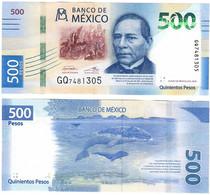 Mexico 500 Pesos 2019 (2020) UNC - Mexico