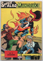"""Super Albo """"Uomo Mascherato/ Mandrake"""" (Spada 1962)  N. 26 - Non Classificati"""