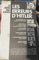 Article Revue Historia N°306 Mai 1972 Les Erreurs D'Hitler : Stalingrad - History
