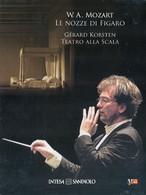 # W. A. Mozart - Le Nozze Di Figaro - Opera Lirica (DVD + CD Nuovo Sigillato) - Concerto E Musica