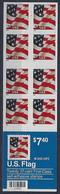 USA  2002  Flag  (**) MNH  Mi.3595 III (dated 2004) (plate Nr. V1111) - 1981-...