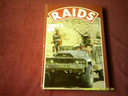 RAIDS  ALBUM  N° 3 - History