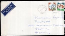 Italia - 1994 - Lettera - Per Via Aerea - Par Avion -> Argentina - A1RR2 - 1991-00: Marcophilia