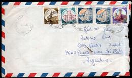Italia - 1982 - Lettera - Per Via Aerea - Par Avion -> Argentina - A1RR2 - 1981-90: Marcophilia