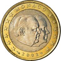 Monaco, Euro, 2002, SPL, Bi-Metallic, KM:173 - Monaco