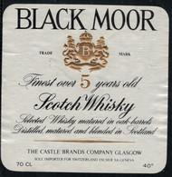Whisky // Black Moor - Whisky