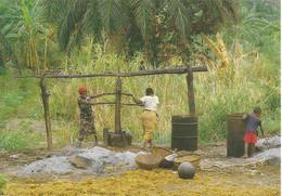 Burundi   Extraction De L'huile De Palme - Burundi