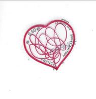 Saint-Valentin Pach D'Amour Adhésif N° 649 Oblitéré 2012 - Adhesive Stamps